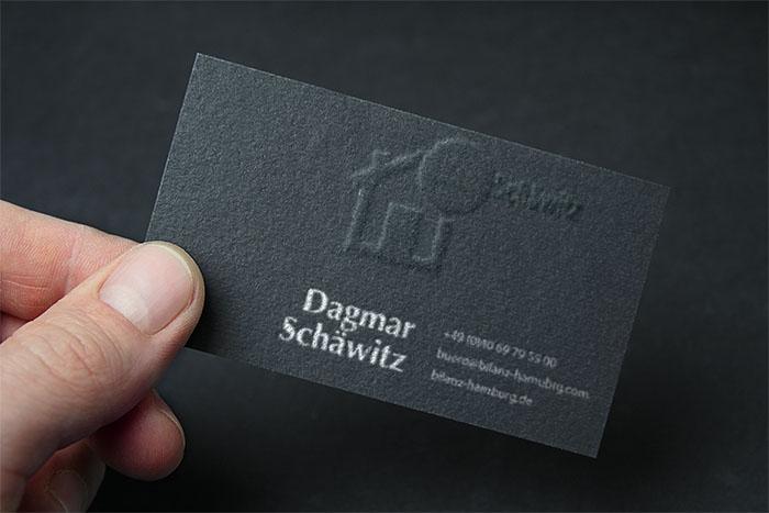Corporate Design Finanzbuchhaltung Schäwitz