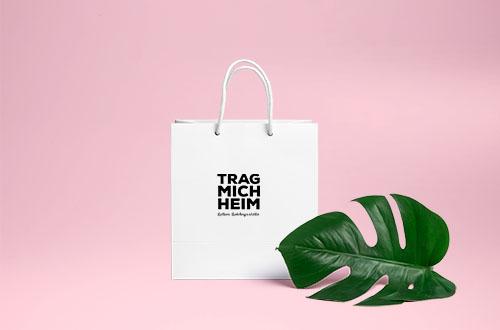 Shop Bag Design