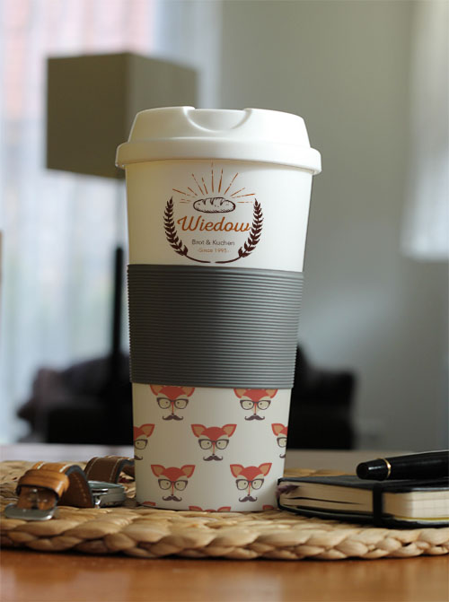 Kaffeebecher Design Wiedow